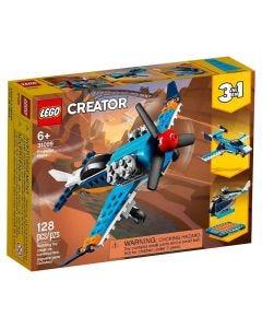 Lego Avião de Hélice Creator 128 Peças - 31099