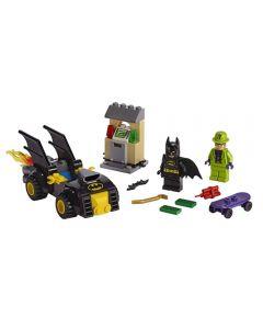 Lego Batman o Assalto do Charada 59 Peças - 76137 - Preto