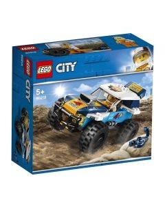 Lego City Rali no Deserto 75 Peças - 60218