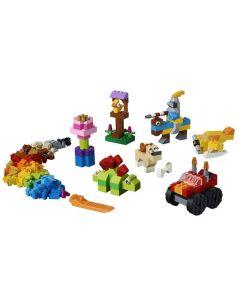 Lego Classic Peças Básicas 300 Peças - 11002 - Colorido