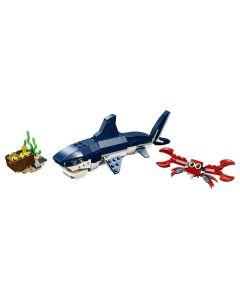 Lego Creator 3 Em 1 Criaturas do Fundo do Mar 230 Peças - 31088