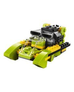 Lego Creator 3 Em 1 Velocidade no Céu e no Mar 114 Peças - 31092