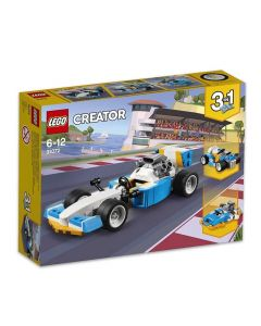 Lego Creator Motores de Corrida Radical 109 Peças - 31072 - Azul
