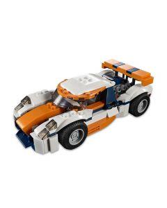 Lego Creator Piloto Pôr do Sol 221 Peças - 31089 - Laranja