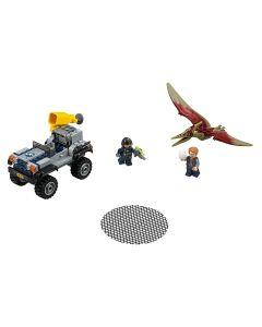Lego Jurassic World A Perseguição ao Pteranodonte 126 Peças - 75926