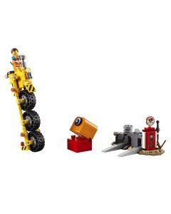 Lego Movie Triciclo do Emmet 174 Peças - 70823