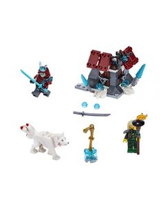 Lego NinjaGo A Viagem de Lioyd 81 Peças - 70671 - Colorido