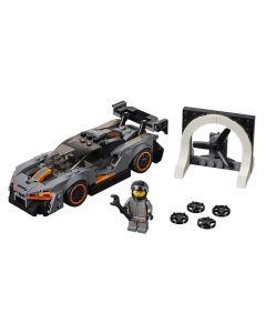 Lego Speed McLaren Senna 219 Peças - 75892 - Preto