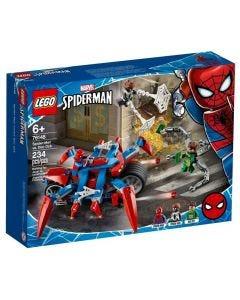 Lego Super Heroes Spider-Man vs. Doc Ock 234 Peças - 76148
