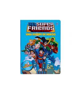 Livro Dc Super Friends Uma Equipe De Heróis Ciranda - Quebra - Cabeça