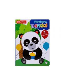 Livro Parabéns Panda Todolivro - Quebra - Cabeça
