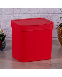 Lixeira 2,5 Litros Trium Martiplast - Vermelho