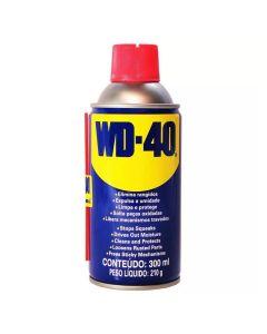 Lubrificante e Desengripante Aerossol 300ml WD-40 - Azul