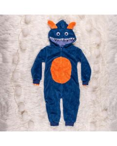 Macacão de 1 a 3 Anos Monstro Yoyo Kids