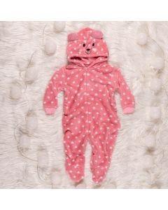 Macacão Feminino Urso Yoyo Baby