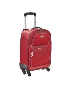 Mala De Viagem Toronto Pequena Luxcel - Vermelho