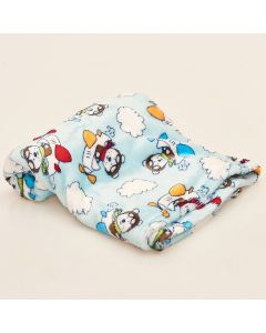 Manta Baby 90cm x 110cm Glorious Flannel - Lipe