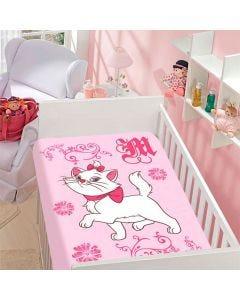 Manta para Bebê Microfibra 80cm x 110cm Bebê Disney Jolitex - ROSA/MENINA 855999.77155
