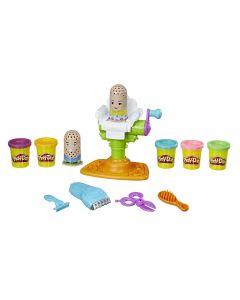 Massa de Modelar Barbearia Divertida Play Doh Hasbro - E2930