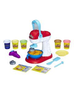 Massa de Modelar Batedeira de Cupcake Play-Doh Hasbro - BRANCO