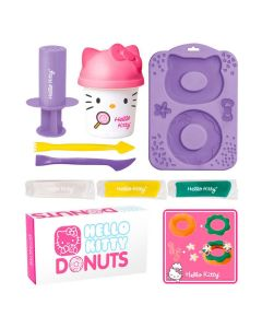 Massa de Modelar Hello Kitty Rosquinhas 336 Sunny - Colorido