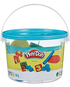 Massinha de Modelar Mini Balde Play-Doh Hasbro - Colorido