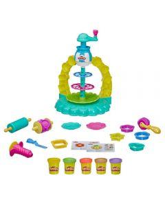 Massa de Modelar Play-Doh Biscoitos Decorados - Colorido