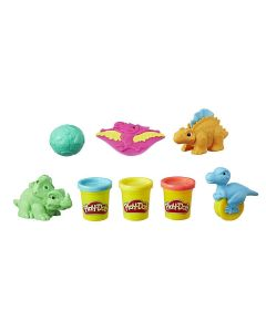 Massa de Modelar Play-Doh Dino Ferramentas Hasbro - E1953