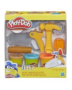 Massa de Modelar Play-Doh Ferramentas Divertidas Hasbro - Colorido