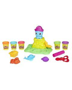 Massa de Modelar Play-Doh Polvo Divertido Hasbro - E0800