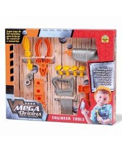 Mega Oficina De Ferramentas Samba Toys - 0362