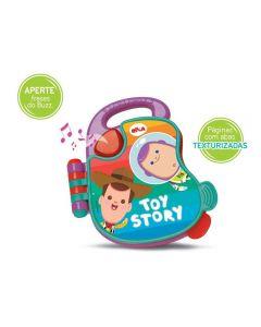Meu Livrinho Sonoro Toy Story 1105 Elka - Colorido