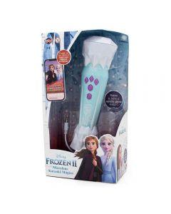 Microfone Karaokê Frozen 2 Toyng - 40424