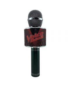 Microfone Karaokê sem Fio The Voice Brasil CKS Toys - WS-858