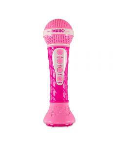 Microfone Musical Havan - HBR0056 - Rosa