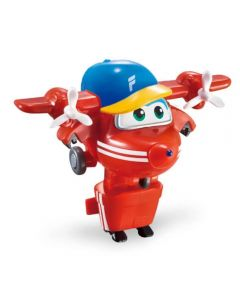 Mini Avião Super Wings Change em Up 8006-2 Fun - Flip