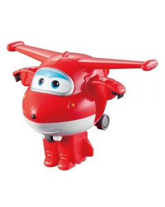 Mini Avião Super Wings Change em Up 8006-2 Fun - Jett