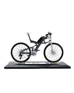Mini Bicicleta Welly 1/10 California Toys - BMW Cinza