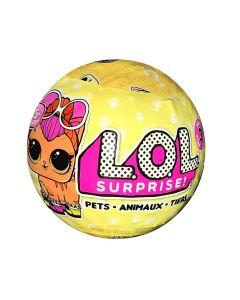 Boneca LOL Surprise Pets 7 Surpresas Candide - Sortido