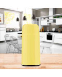 Mini Garrafa Térmica Firenze 250ml - Amarelo