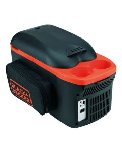 Mini Geladeira Portátil 8 L BDC8-LA Black And Decker - Preto