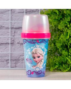 Mini Shakeira Elsa 320ml Plasutil - Rosa