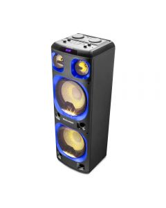 Mini Torre 12'' 2000W SP343 Multilaser - Bivolt