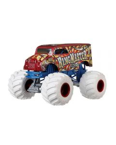 Monster Trucks HotWheels Mattel - FYJ83 - Ring Master