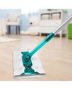 Mop Easy Floor e 5 Refis Flashlimp - Verde