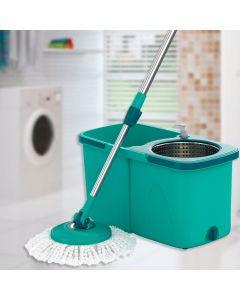 Mop Giratório Pro Flashlimp - Verde