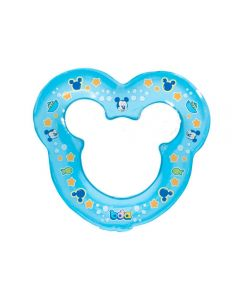 Mordedor com Água Disney Baby Contorno Toyster - 1871 - Azul