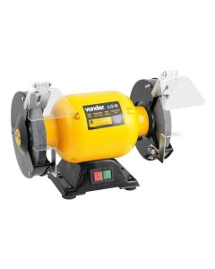 Motoesmeril Eixo 360W com Visor de Proteção 60Hz Vonder