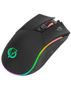 Mouse Gamer Flakes Power Epic Elg Flkm001 - Preto