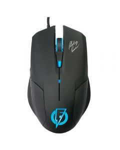 Mouse Gamer Flakes Power Stream Elg Flkm002 - Preto